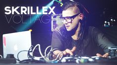 Skrillex Glasses Photo Gallery Live Performs With Turntable Free Download Music HD Wallpapers