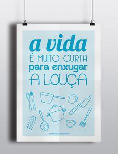 Poster para baixar para sua cozinha
