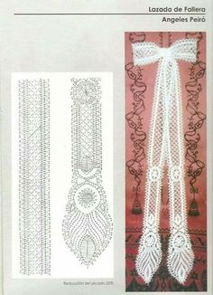 Stable and powerful free email, dating, photo, groupware portal with more than 15 year experience and millions of trusted users. Bobbin Lace Patterns, Crochet Patterns, Irish Crochet, Free Crochet, Bobbin Lacemaking, Parchment Cards, Crochet Curtains, Lace Garter, Tatting Lace
