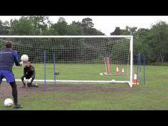 Goalkeeper Training - Agile Power Diving