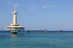Remains of Crystal Cay Marine Park Nassau Paradise Island Bahamas
