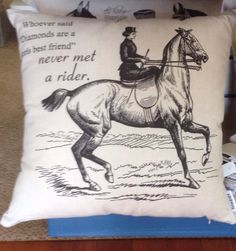 Love this cushion
