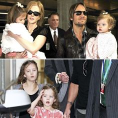 Nicole Kidman and Keith Urban's Daughters are All Grown Up — Plus See 12 More Celeb Kids Then and Now!