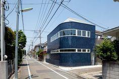 Image result for corner house architect