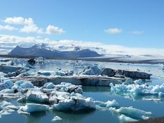 Una cartolina glaciale: Myvatn Natural Bath - #Jokulsarlon - pic di M.Chiara