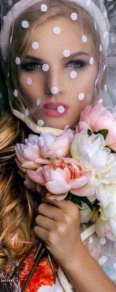 "Flower chic ""Sophisticated elegance "" #Luxurydotcom"