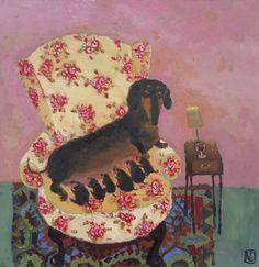 The Nursing Chair - Vanessa Cooper