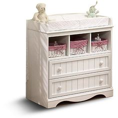 Contemporary Art Websites South Shore Baby Storage Furniture Dresser Changing Table Pure White Walmart I