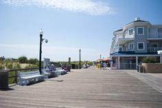 Bethany Beach boardwalk!