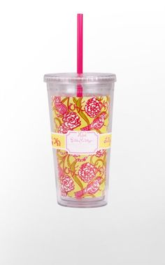 Now you Chi O gals can keep cool in summer with your iced coffee to go, or tote your iced tea to the pool in these decorative acrylic tumblers with straw. Then keep yourself hydrated at work, in class, or just hanging out with your sisters with these designer tumblers. Buy 2 or 4 or more and make a set that can be used again and again at all your sorority gatherings!