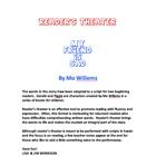 This reader's theater script is adapted from Mo Willem's Gerald and Piggie series.  It also includes teacher notes for those who like to do a littl...