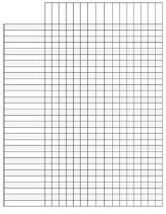 Class Attendance List: I still like to keep a hard copy