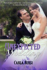 "Pamela S Thibodeaux ~ ""Inspirational with an Edge!"": Saturday Spotlight: Carla Rossi & Unexpected Weddi..."
