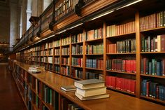 The Strange Affliction of 'Library Anxiety' and What Librarians Do to Help  It's a real phenomenon, and Ivy League librarians are fighting it.