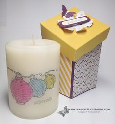 Box & Candle