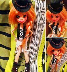Custom Monster High Doll   eBay
