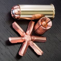 Post with 0 votes and 14637 views. This is the new brass cased hollow point 12 gauge shotgun shell by Oath Ammo. It can expand literally the size of a fist. Weapons Guns, Guns And Ammo, Zombie Weapons, Armes Futures, Shotgun Slug, Combat Shotgun, Hollow Point, Cool Guns, Firearms