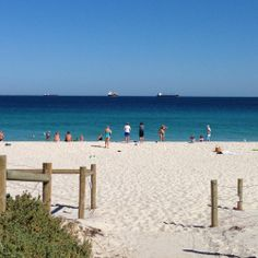 Beaches of Fremantle, Western Australia - a travellers guide to Fremantle, Western Australia Australia Beach, Western Australia, South Beach, Perth, Places To Travel, Travel Guide, Beaches, Surfing, To Go