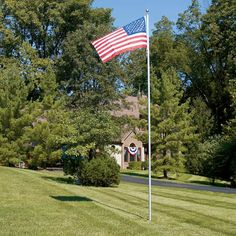 Flag Pole...must have on a farm
