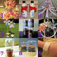 9 Water Bottle #crafts