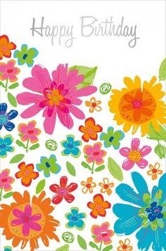 Flowers - Happy Birthday                                                                                                                                                                                 More