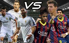 Barcelona's MSN is better than Real Madrid's BBC - http://www.tsmplug.com/cricket/barcelonas-msn-is-better-than-real-madrids-bbc/