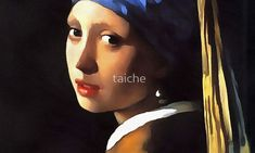 Girl with a Pearl Earring After Johannes Vermeer Sold ThankYou #GirlwithaPearlEarring After #JohannesVermeer #Mugs by taiche | Redbubble Ceramic and Dishwasher Safe  Also available as   #Apparel #Cases  #Skins #WallArt #HomeDecor #Bags #Stationary #UKHashtags #Bizitalk #ATSocialMedia  https://www.redbubble.com/people/taiche/works/22227263-girl-with-a-pearl-earring-after-johannes-vermeer?asc=u&p=mug&rel=carousel&style=standard