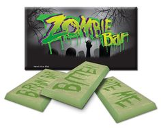 zombie valentine box