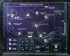 A behind the scenes look at Haunted Mansion's intrusion alarm system - from doombuggies.com