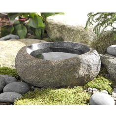 Small Wabi Basin at DharmaCrafts