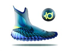 KD Natural Motion concept on Behance