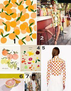 spring citrus | hunt+gather studio blog (by Rachel Clore)