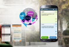 How To Use Samsung Galaxy S Translator And Optical Reader Samsung Galaxy S4, Galaxy 4, Sam's Club, Quad, Smartphone, Vice Versa, Wi Fi, Tablets, Internet