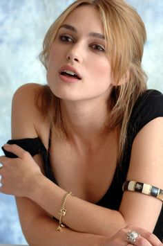 Keira Knightley in 2005.