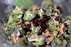 The Health Benefits of Broccoli And a Delicious Salad with Sesame Dressing and Cashew Nuts - https://detox-foods.co.uk/the-health-benefits-of-broccoli-and-a-delicious-salad-with-sesame-dressing-and-cashew-nuts/