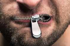 Censorship is within us all, and we all use it to varying degrees when we need to.