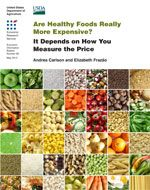 A great article about rethinking the cost of healthy eating.