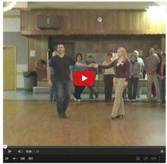 10 Easy Shag or East Coast Dance Moves