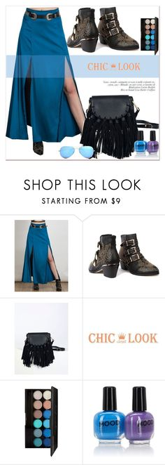 """CHICLOOKCLOSED 15"" by selmir ❤ liked on Polyvore featuring Ray-Ban"