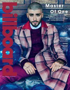 Zayn for billboard magazine #zayn #billboard
