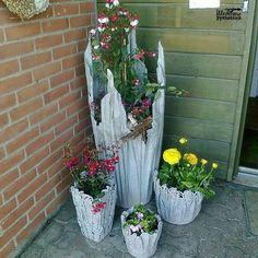 Garten Beton Basteln