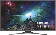 "Popular on Best Buy : Samsung - 50"" Class (49.5"" Diag.) - LED - 2160p - Smart - 4K Ultra HD TV - Black"
