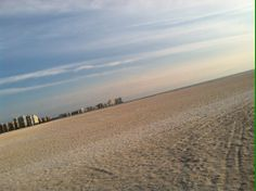 Tiger Tail Beach at Marco Island. I was training the City of Marco Island