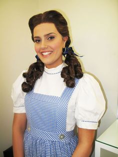 Dorothy  (Makeup by Academy of Makeup, Australia) she looks more like Belle