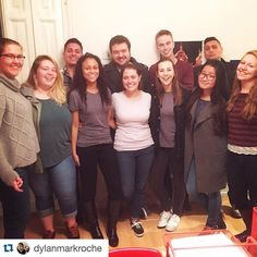 #Repost @dylanmarkroche Thank you to everyone for making this the most memorable study abroad trip possible. The impromptu family that was created as we all moved into the Residencía is one I will never forget. I will always remember you guys and the time that we shared in Madrid. The best group of friends I could ever ask for #ispyapi #semillas #apiabroad #residenciaabay1 #studyabroad