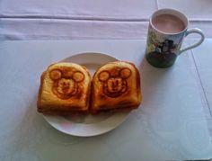 W siódmym niebie - blog kulinarny: Śniadanie na miły początek dnia French Toast, Breakfast, Blog, Breakfast Cafe