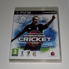#International #cricket 2010 game for sony ps3 #playstation 3,  View more on the LINK: 	http://www.zeppy.io/product/gb/2/112274968763/