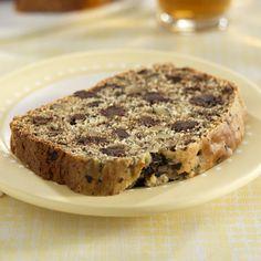 Splenda Chocolate-Chunk Banana Nut Bread