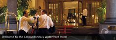 Overview of Le Labourdonnais Hotel Mauritius