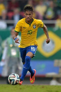 Neymar+Soccer=GOAL!!!! #worldcup #2014 #brazil #fifa #thebest